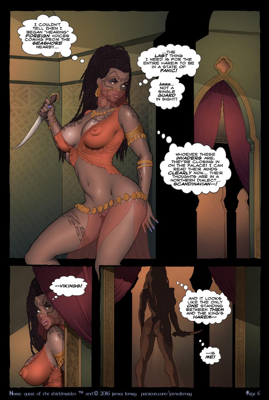 norse - quest di il scudo maiden