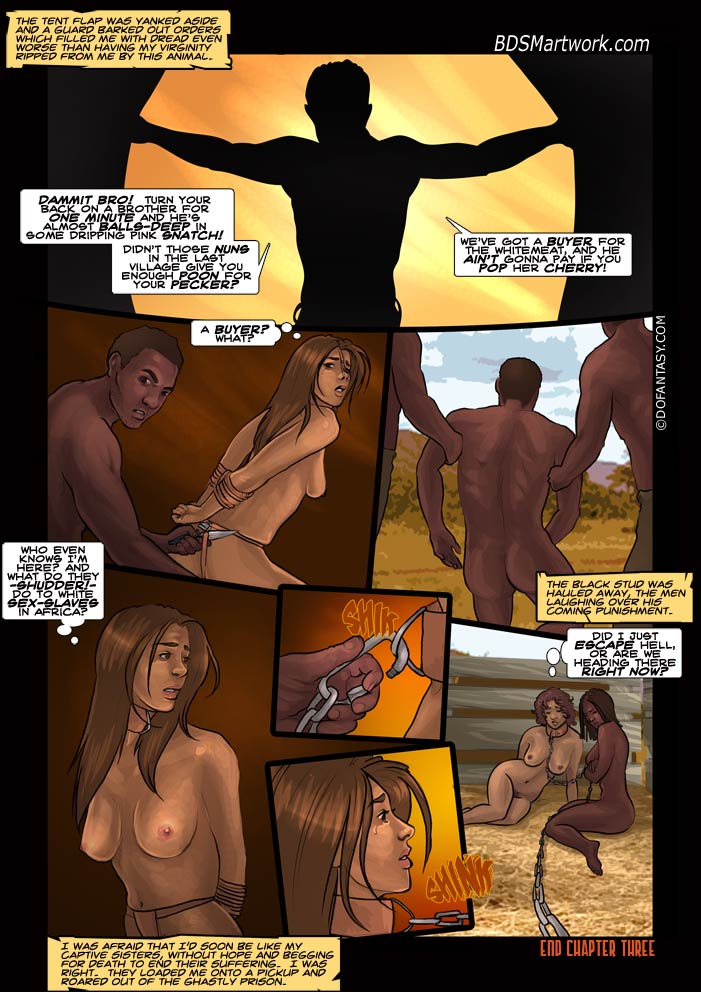 White Meat 03- BDSM Artwork - part 3