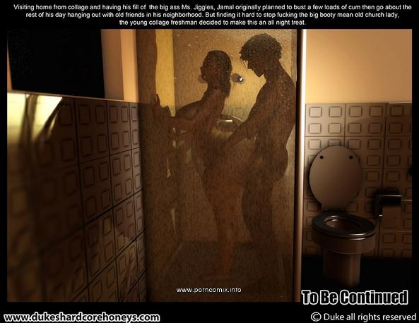Ms Jiggles 3D - Part 2- Duke Honey - part 3