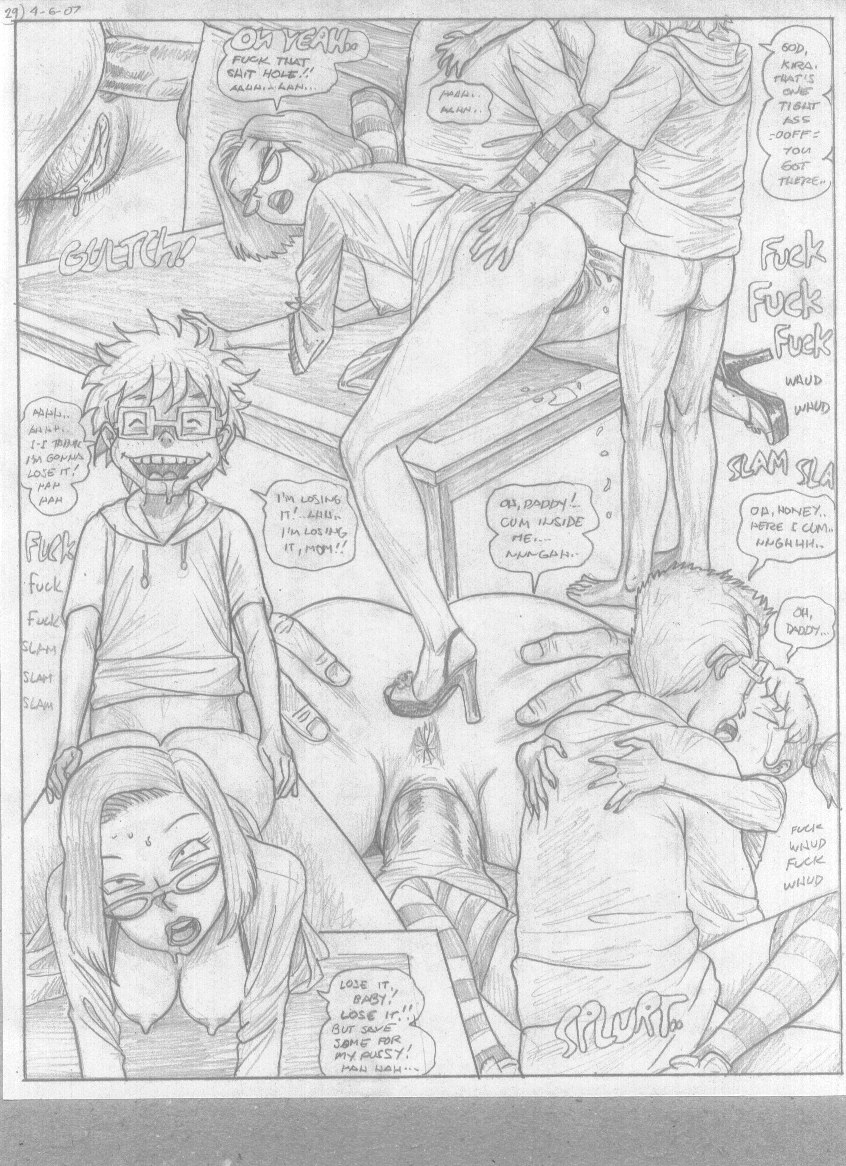 The Incest Diaries - part 2