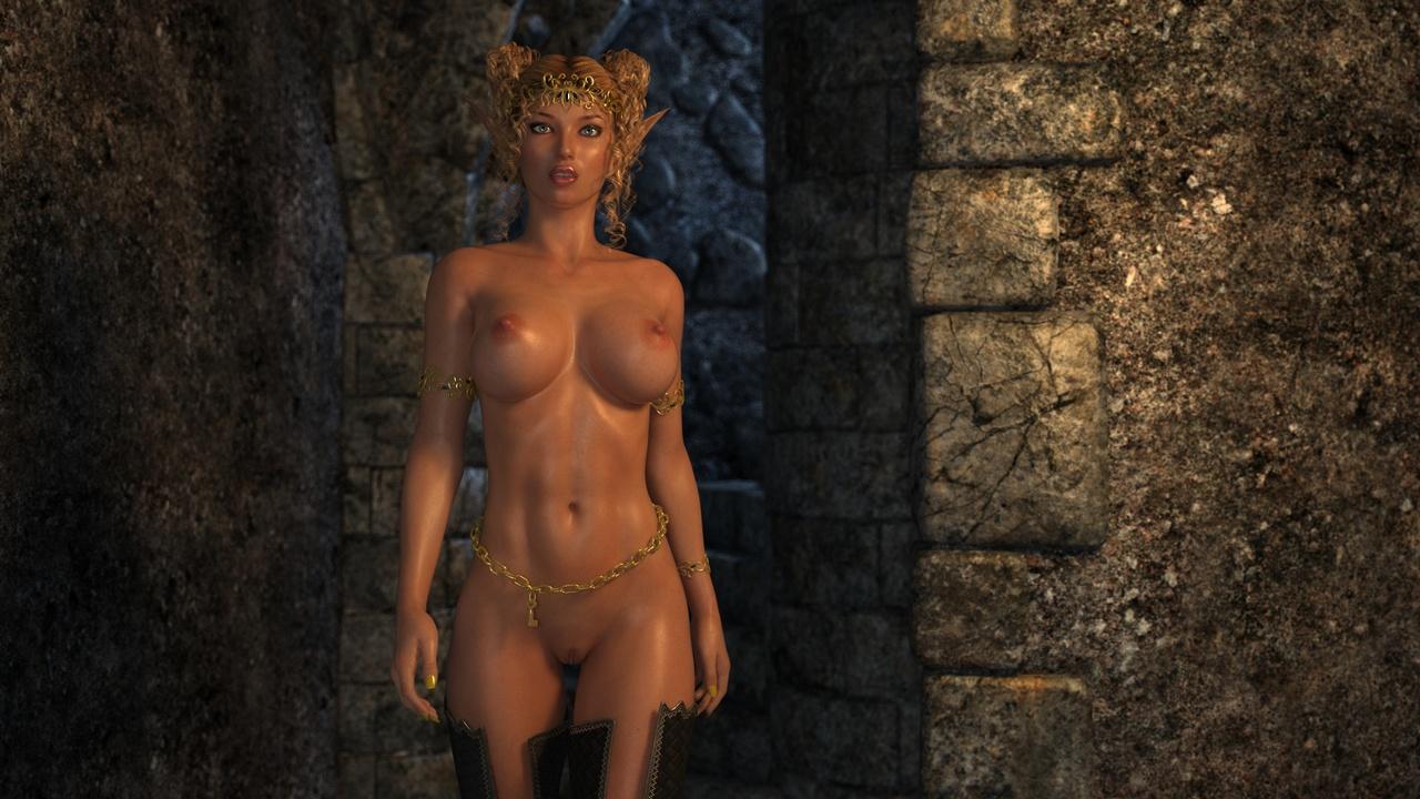 Elven Desire - Prison Perils 1