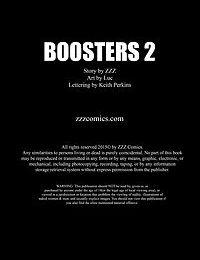 ZZZ Comics- Boosters 2