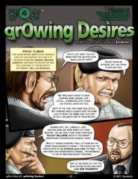 Growing Desires- grOw 4.4