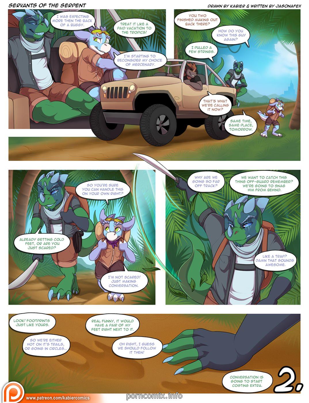 Kabier - Servants of the Serpent