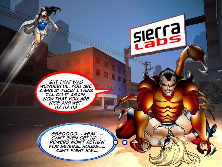 Seiren комиксы