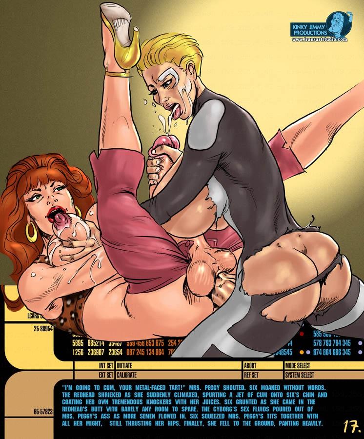 Фото порно комиксы трансов 94228 фотография