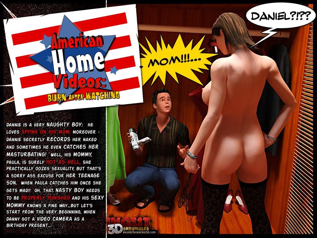 Американский Дома видео incestdchronicles