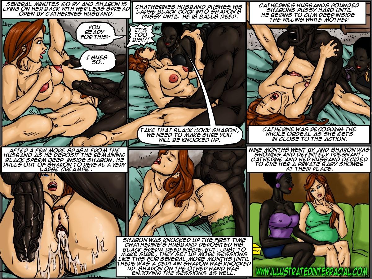 Interracial Impregnation Comics Datawav