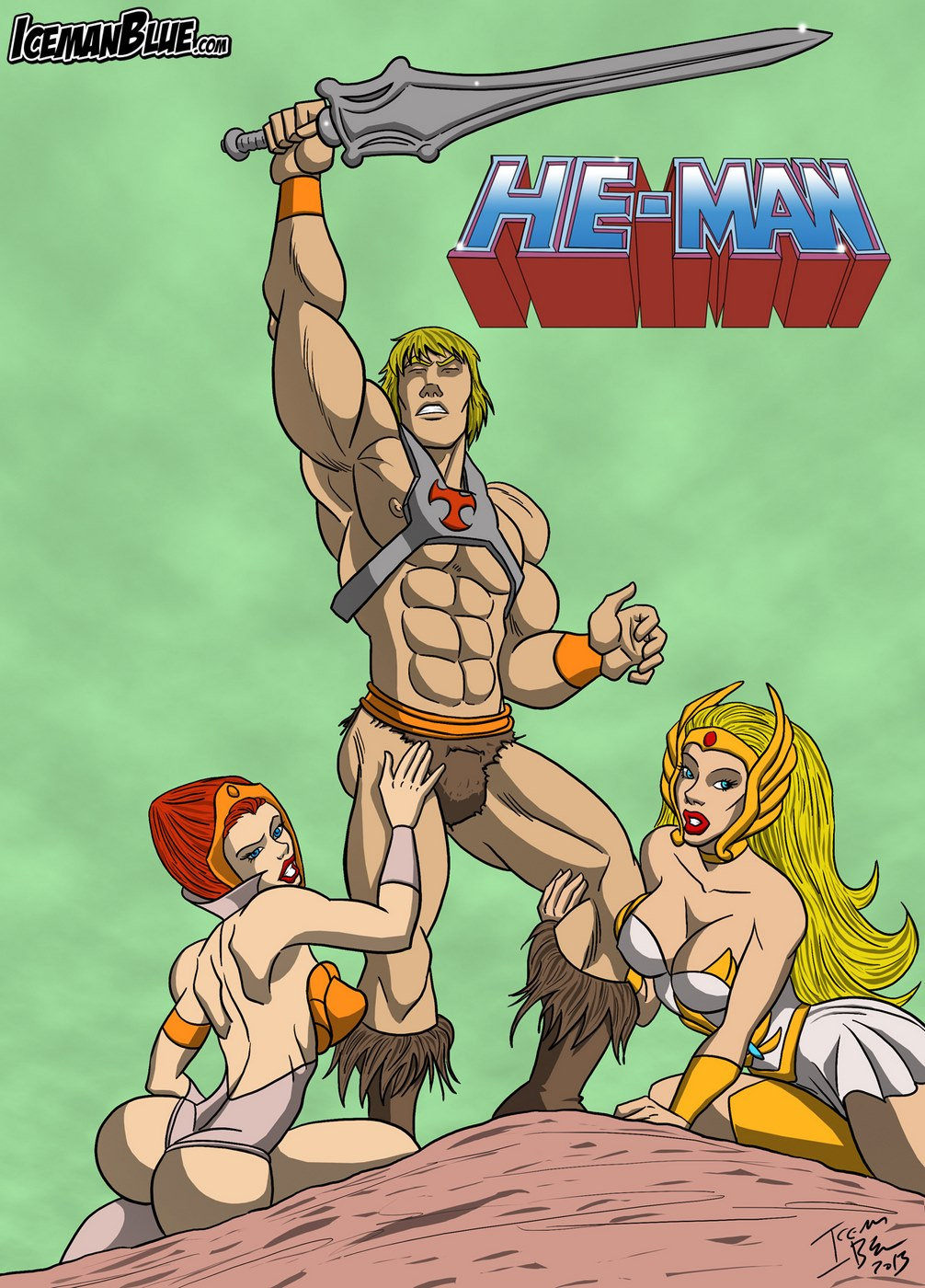 He-Man-Masters of the Universe
