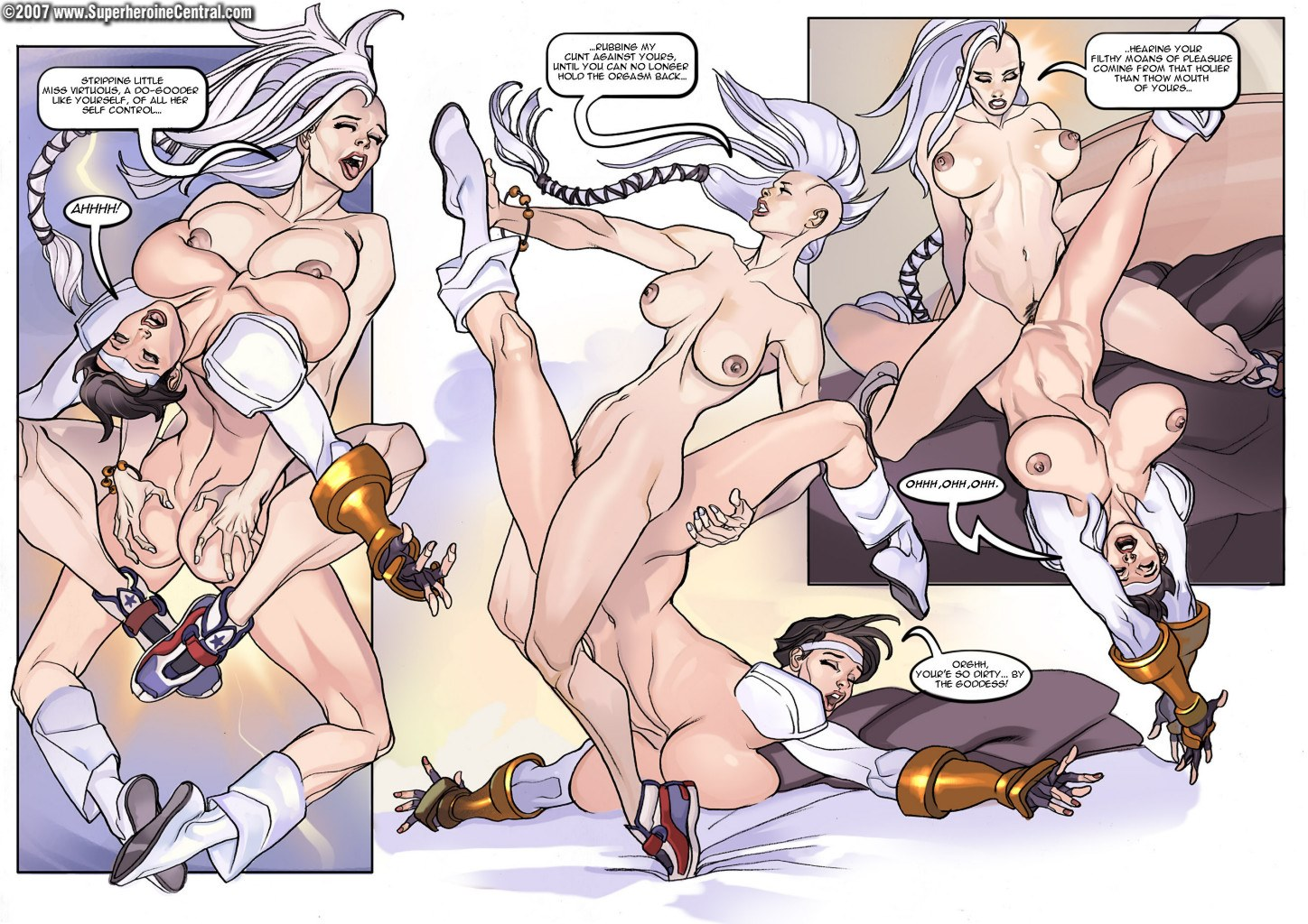 Paladin sex cartoon image