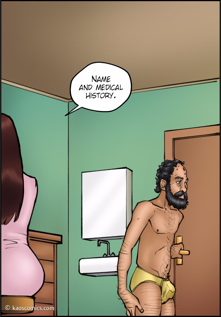 Kaos- Doctor Bitch