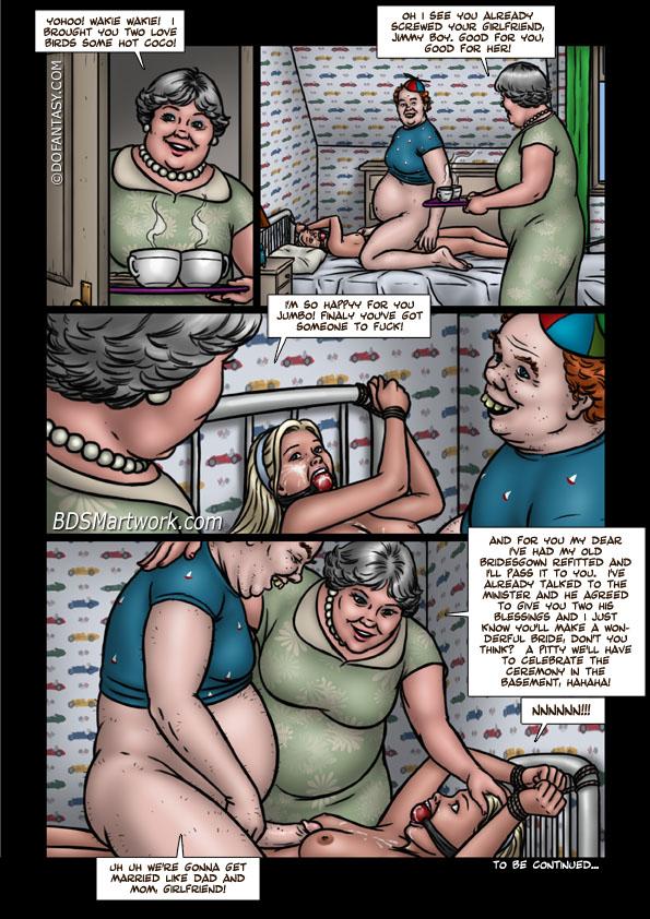 Mamas Boy- Slasher - part 3
