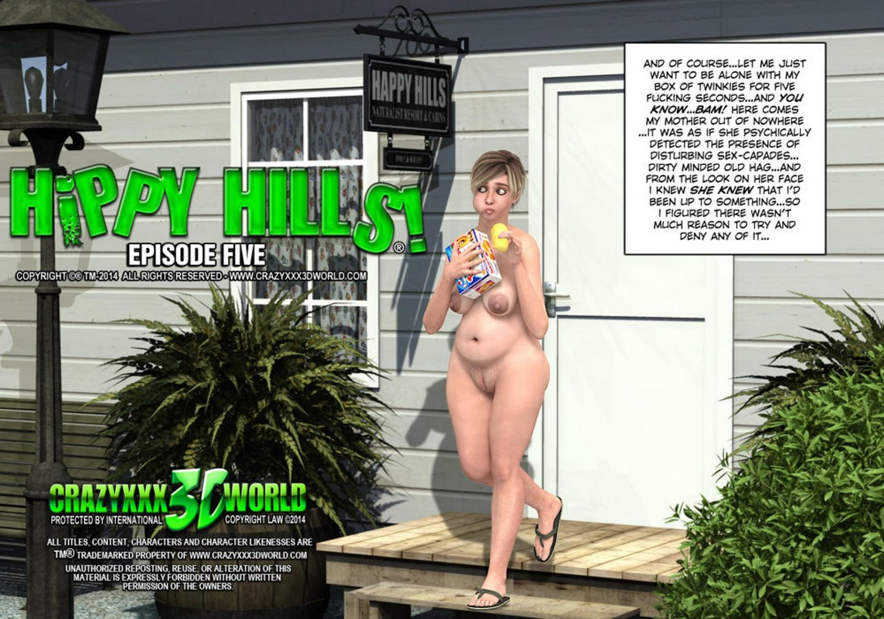 Hippy Hills- Episode 5