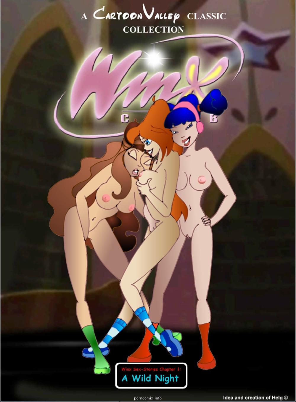 Winx- A Wild Night