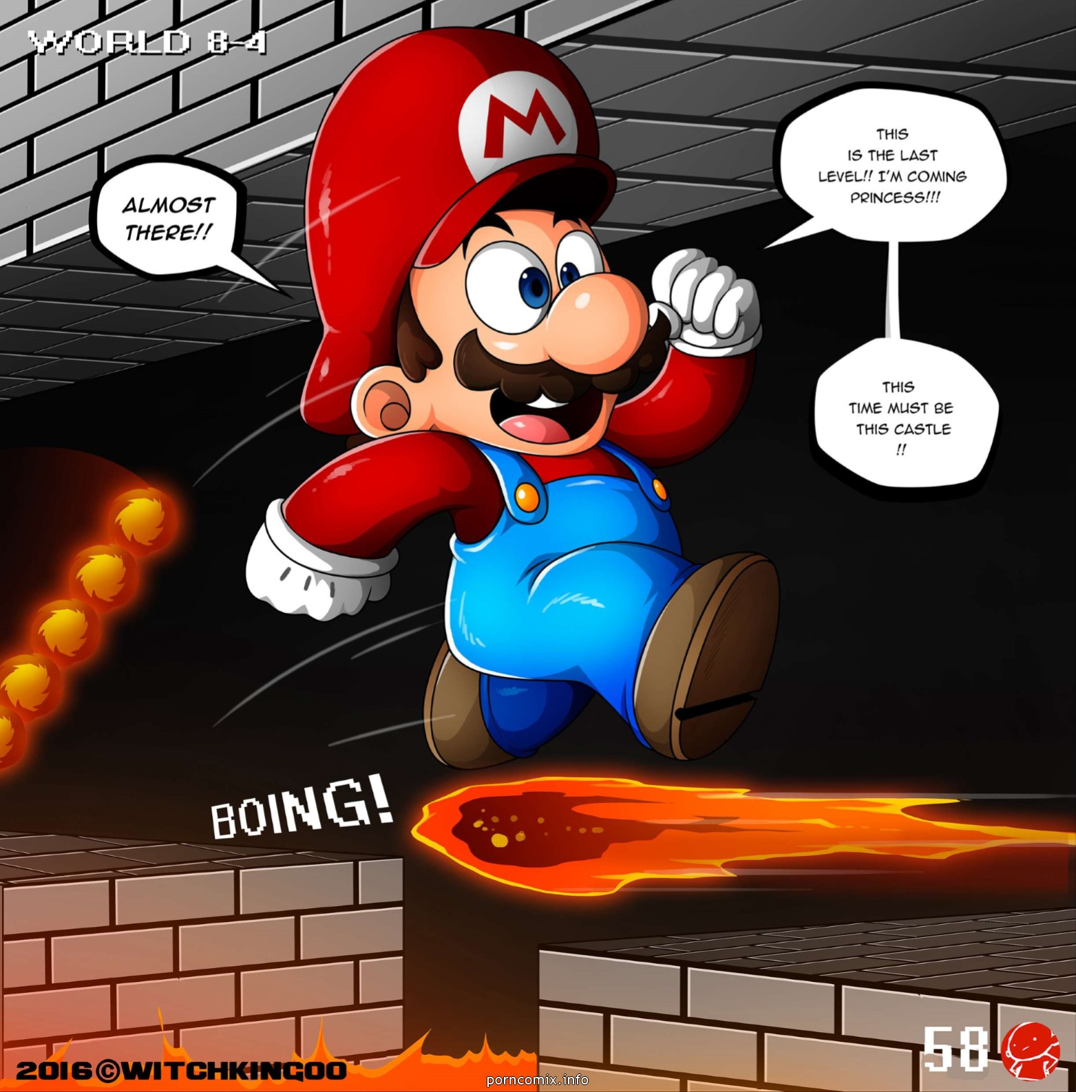 Princess Peach- Thanks You Mario - part 4