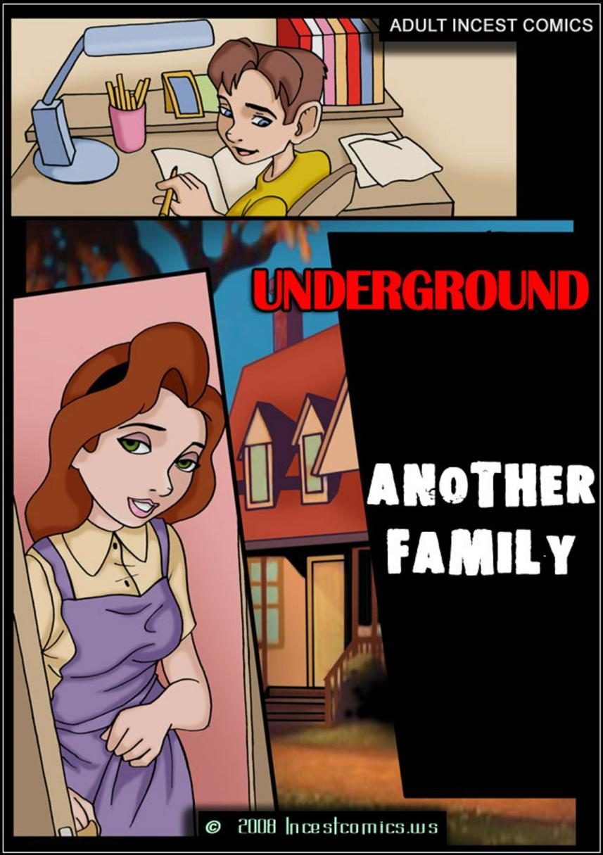 Another Family Episode 14- Underground
