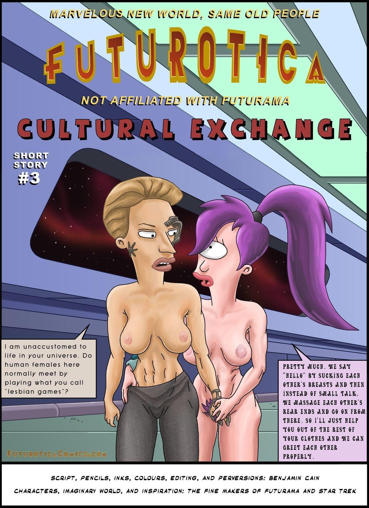 Futurotica- Cultural Exchange