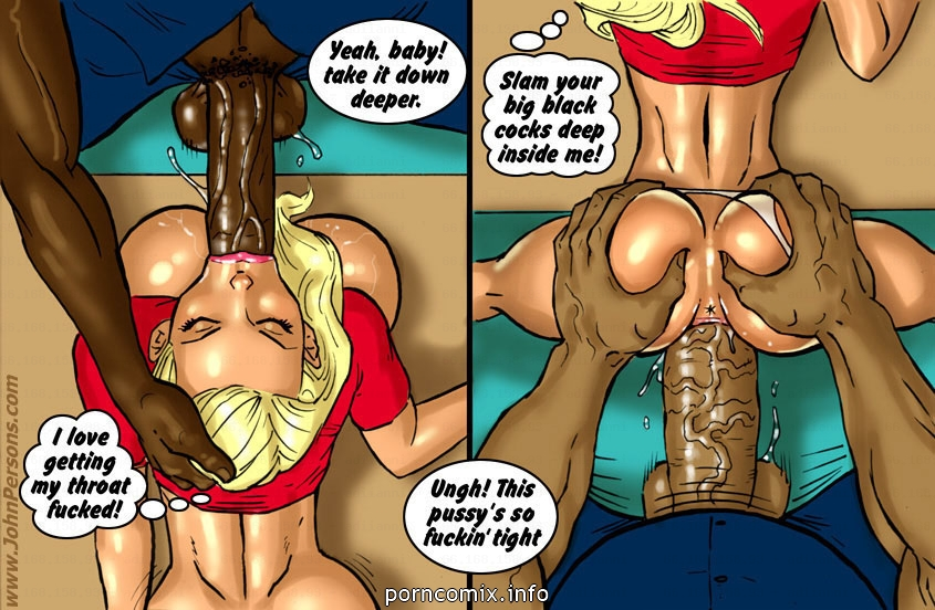2 Hot Blonde Hunt For Big Black Cocks - part 3