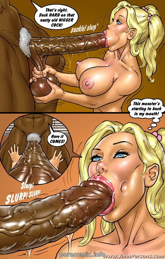 2 Hot Blonde Hunt For Big Black Cocks - part 5