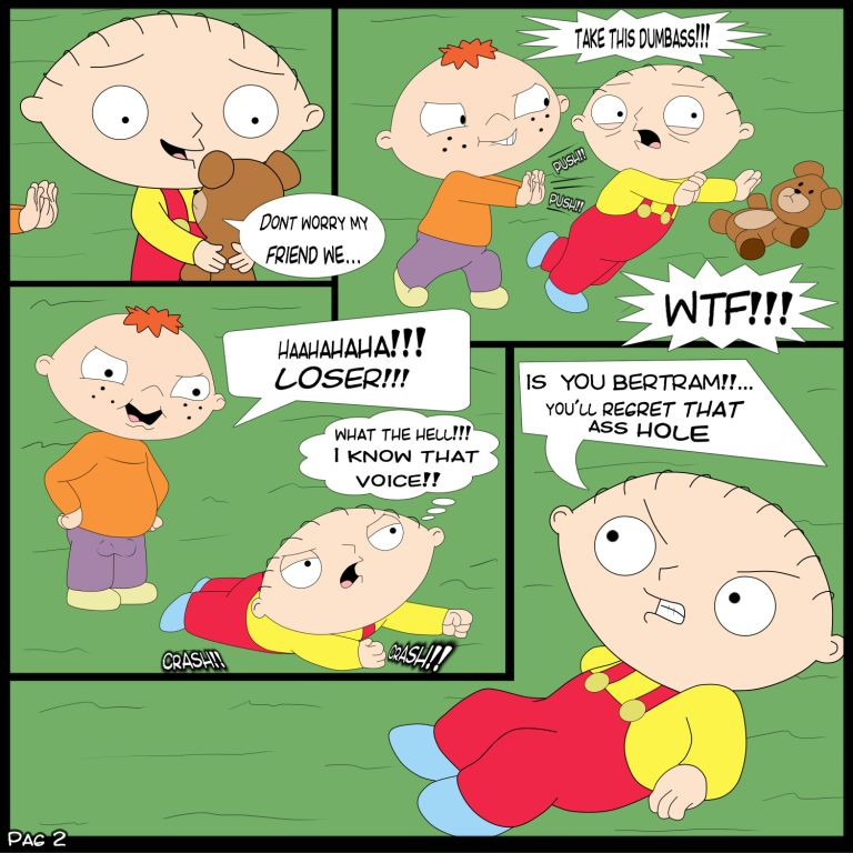Baby\'s Play (Family Guy) - Part 1 and 2