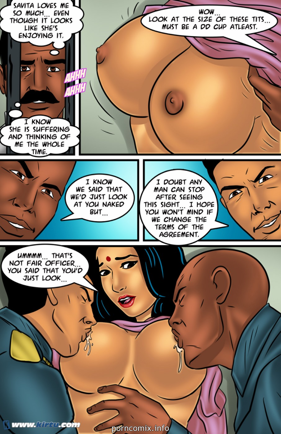 Savita Bhabhi 58- A Wife Sacrifice
