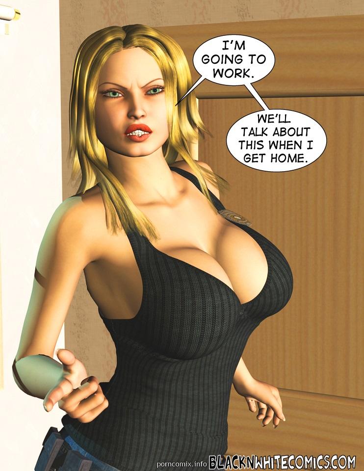 Parole Officer- BNW