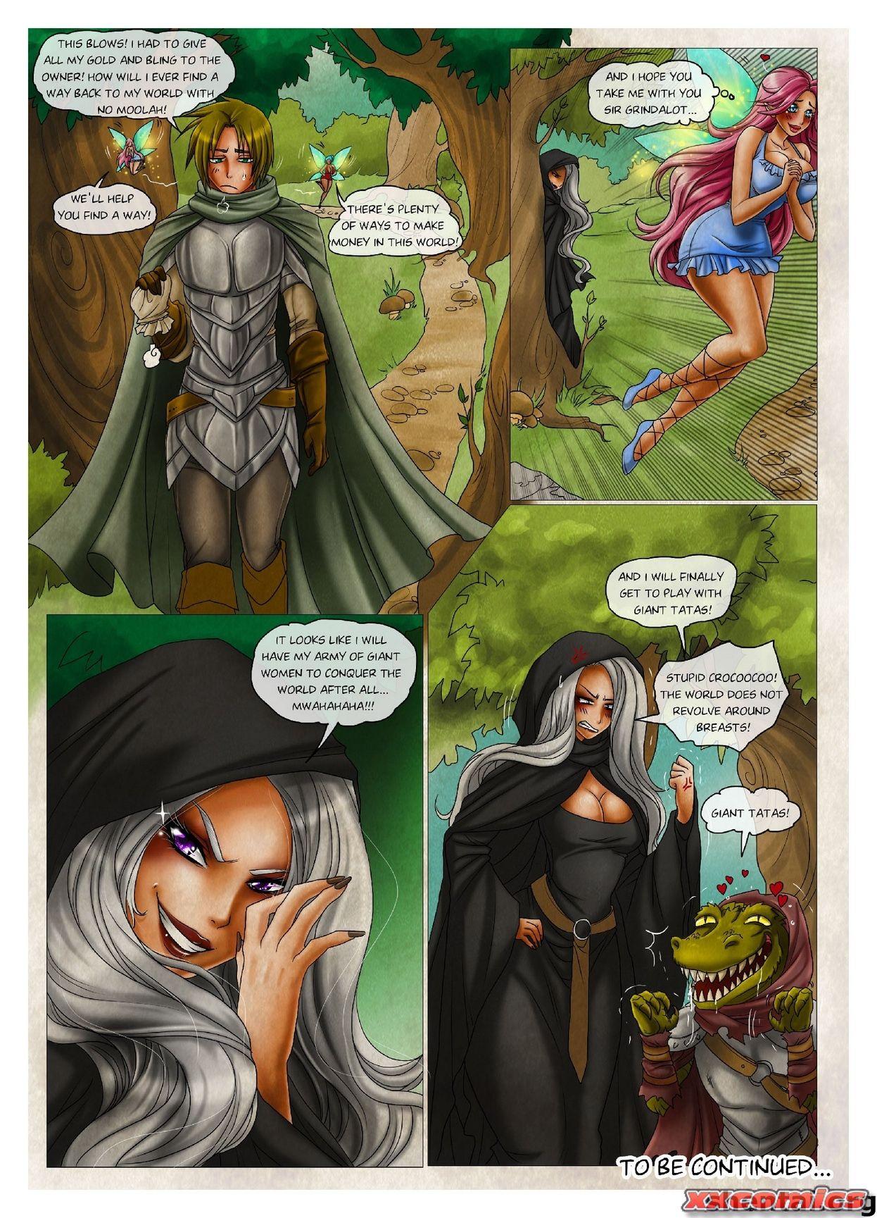ZZZ Comics- Pixie No More - part 2