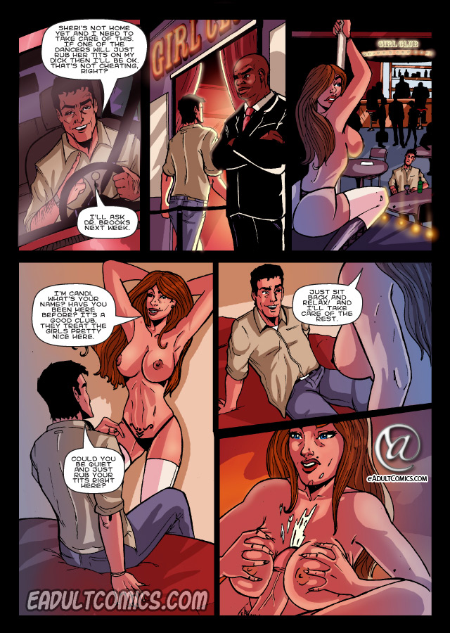 eAdult Comix -The Therapist 2