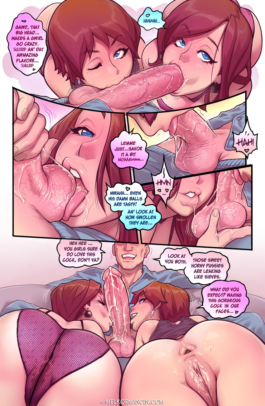 The Naughty In-Law 3 - Preludes & Triptych - part 2