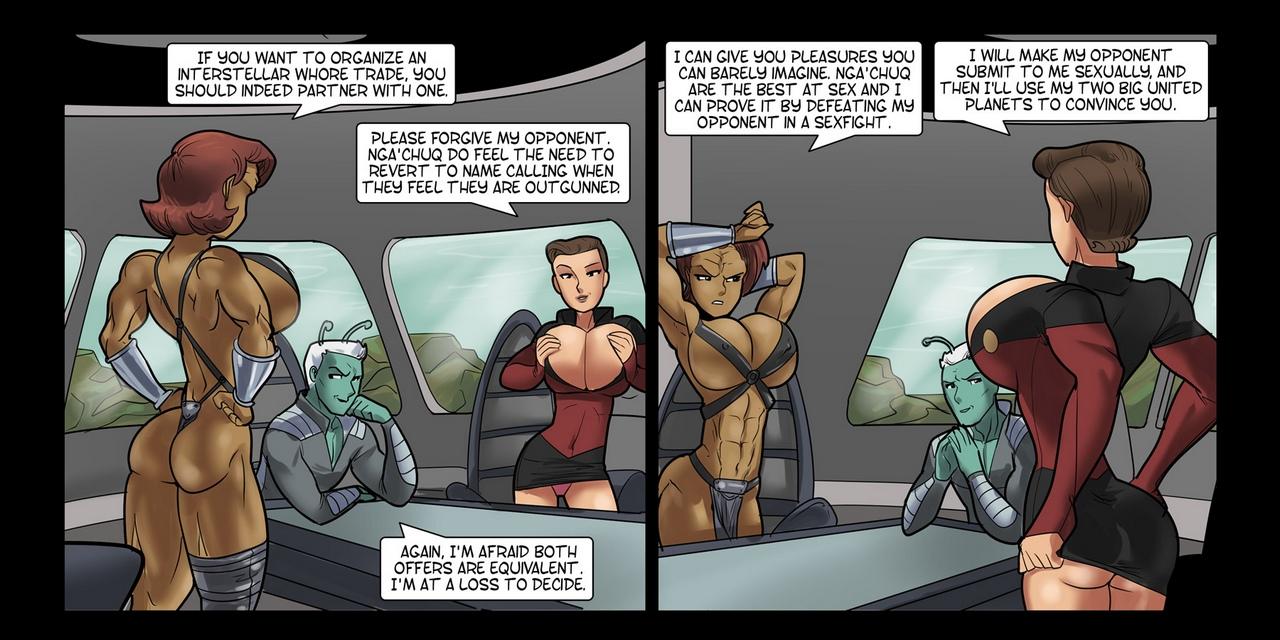 Galaxy Jaunt - Episode 1 - part 2