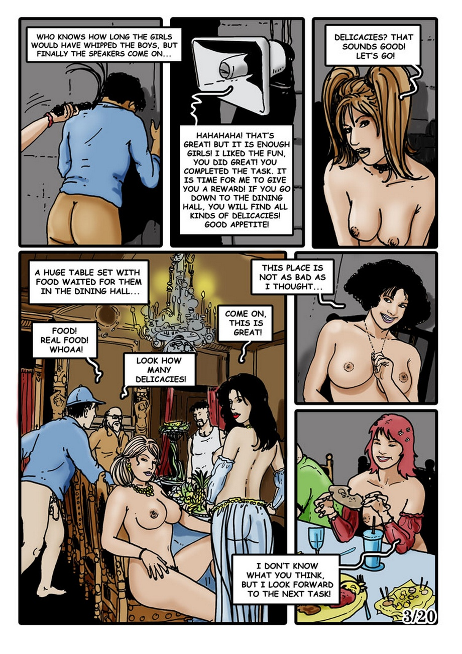 Sex Game 3 - part 2