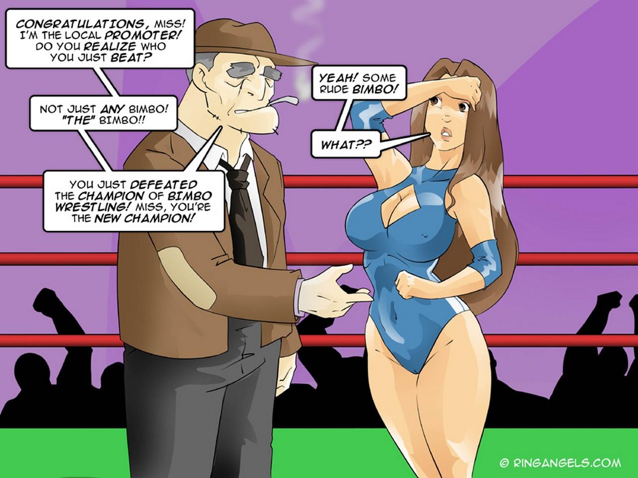 Hit Run Wrestle - part 2