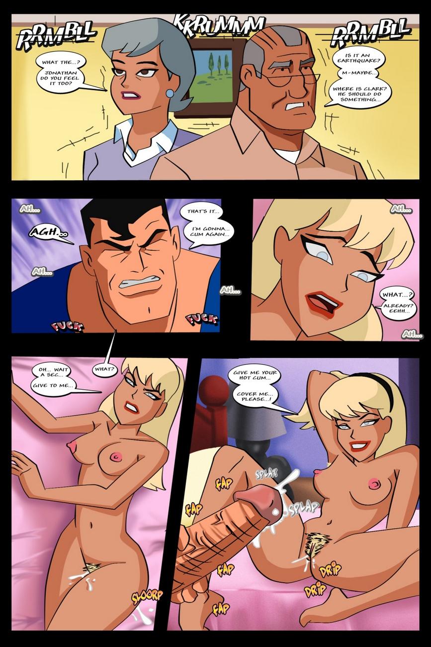 Supergirl Adventures 2 - Horny Little Gich