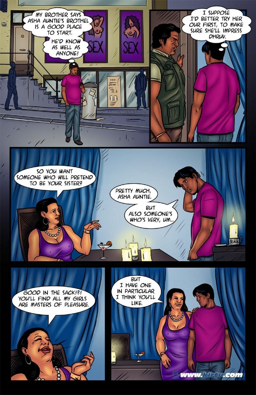 Savita Bhabhi 52 - Bahenchod Boss