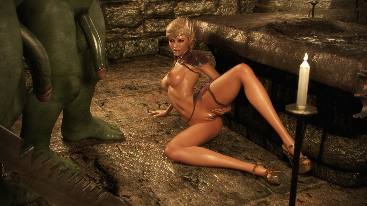 Dungeon 3 - Syndori\'s Experience - part 3