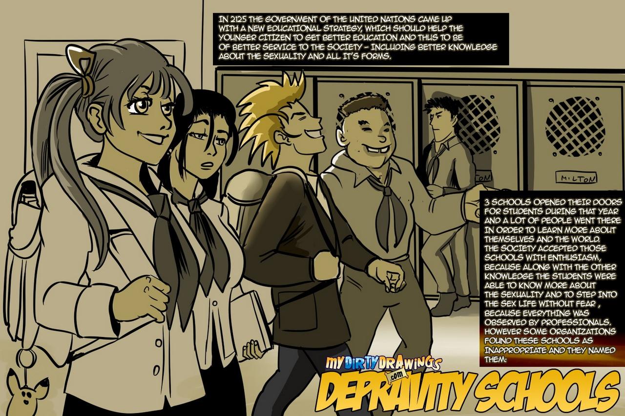 Depravity Schools 1