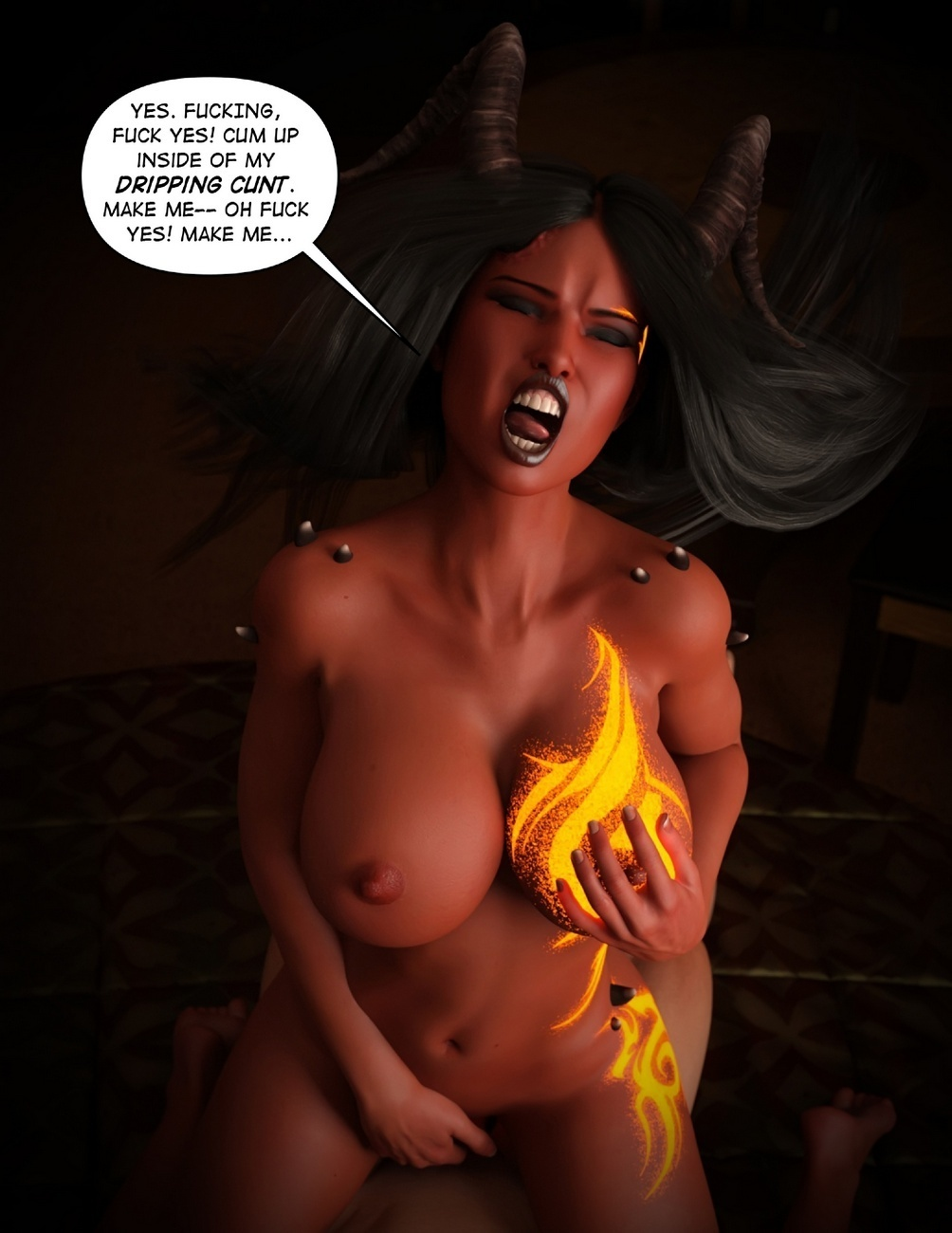 Helen Black Vampire Hunter 1 - Jeh\'s Rouch - part 4