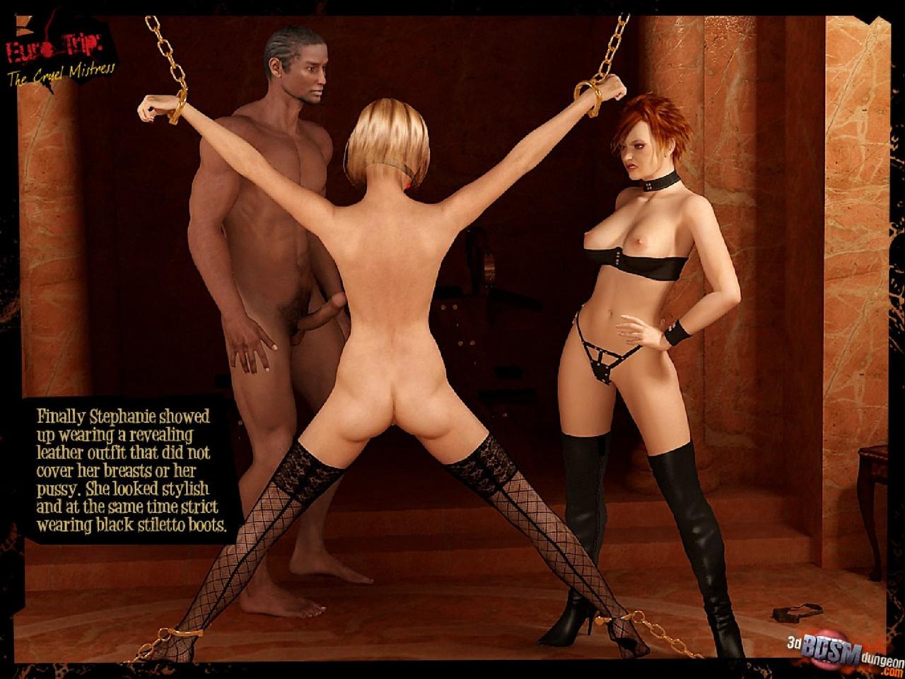 Euro Trip 3 - The Cruel Mistress - part 2