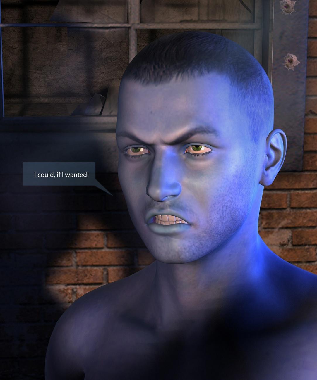 Blue - part 2