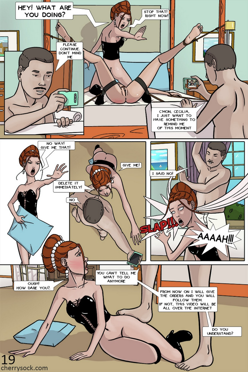 Maid In Distress 2 - part 2