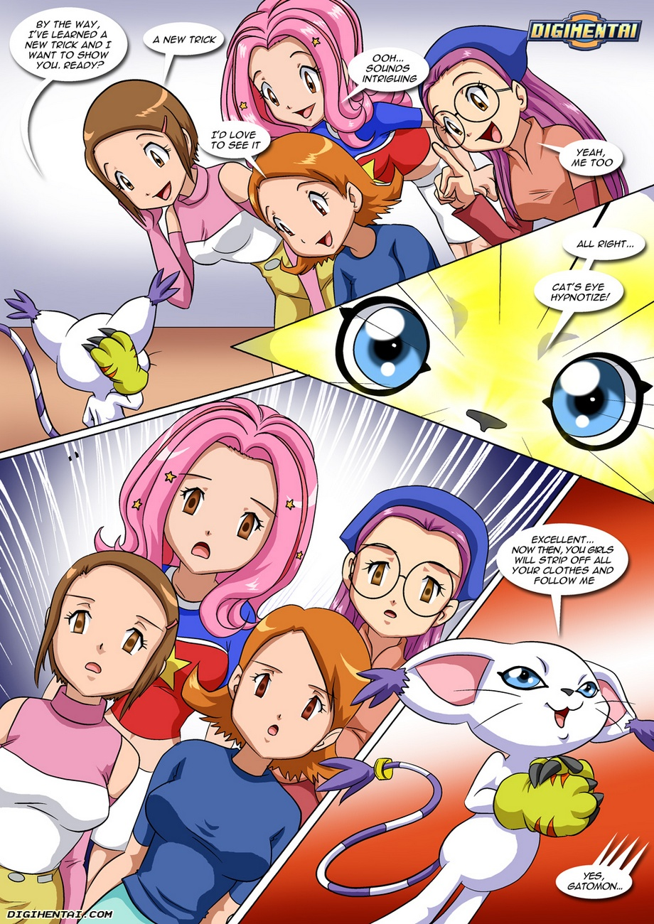 Digimon Rules 1