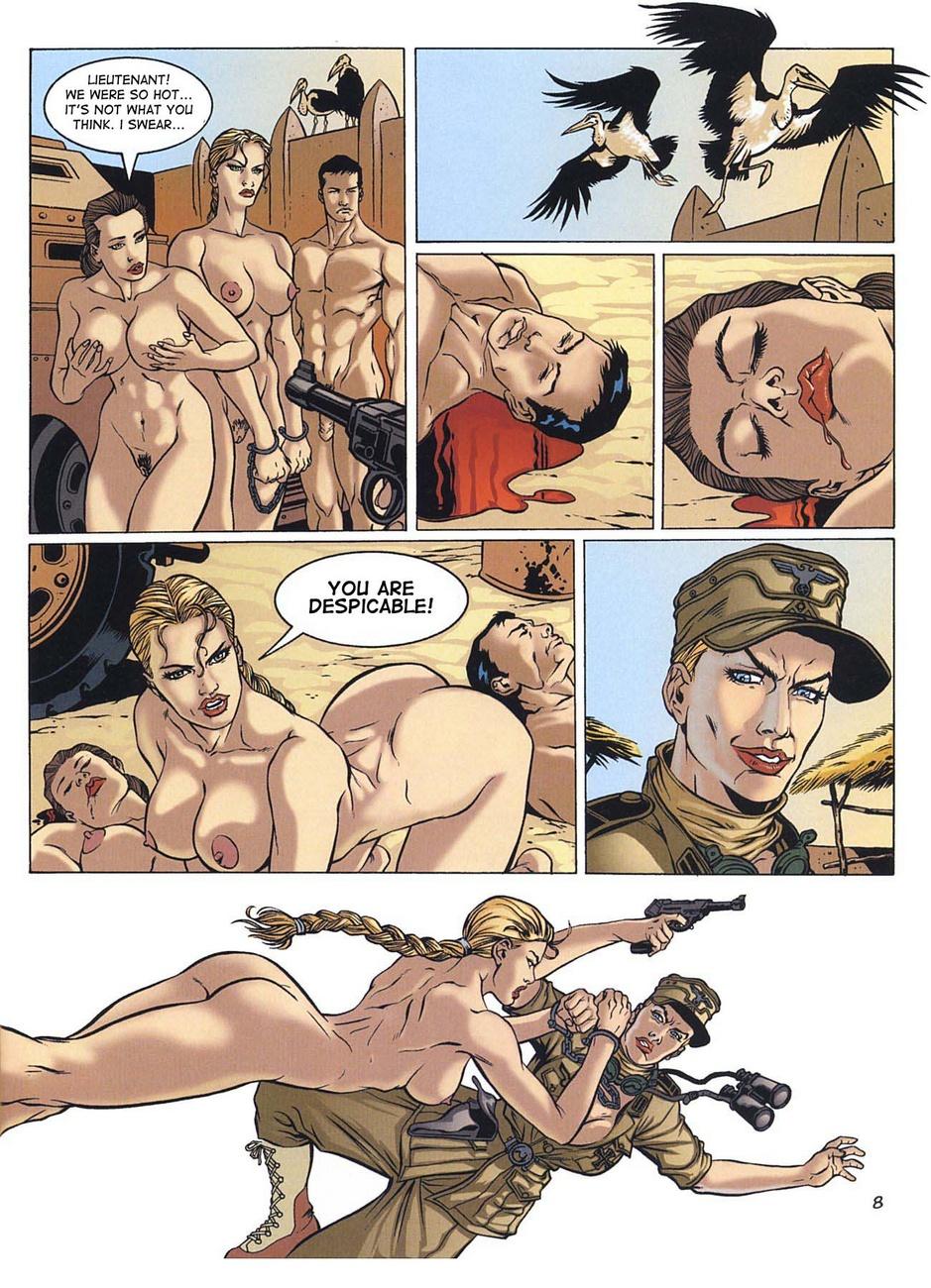 Lara Jones 1 - The Amazons