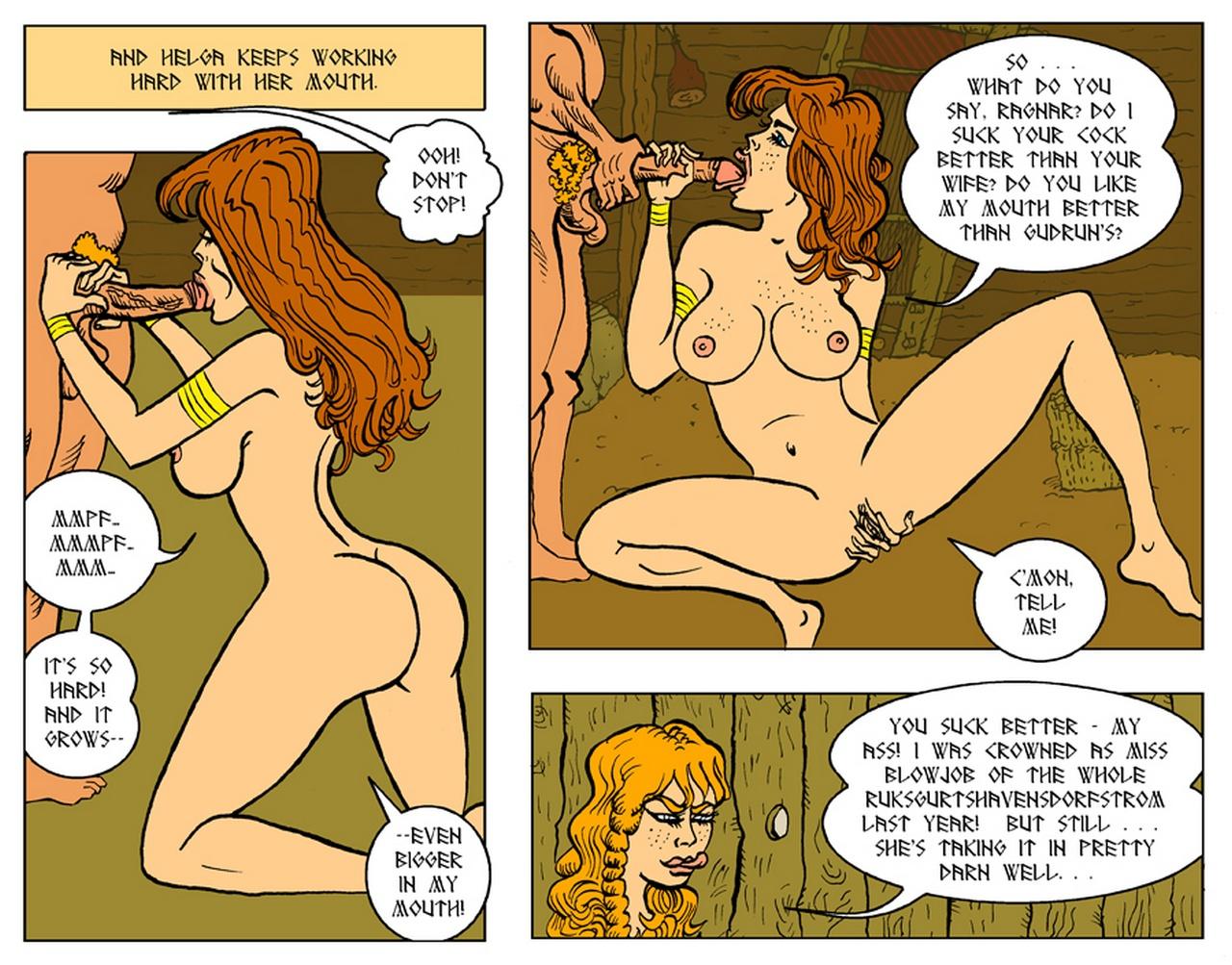 Horny Saga 1