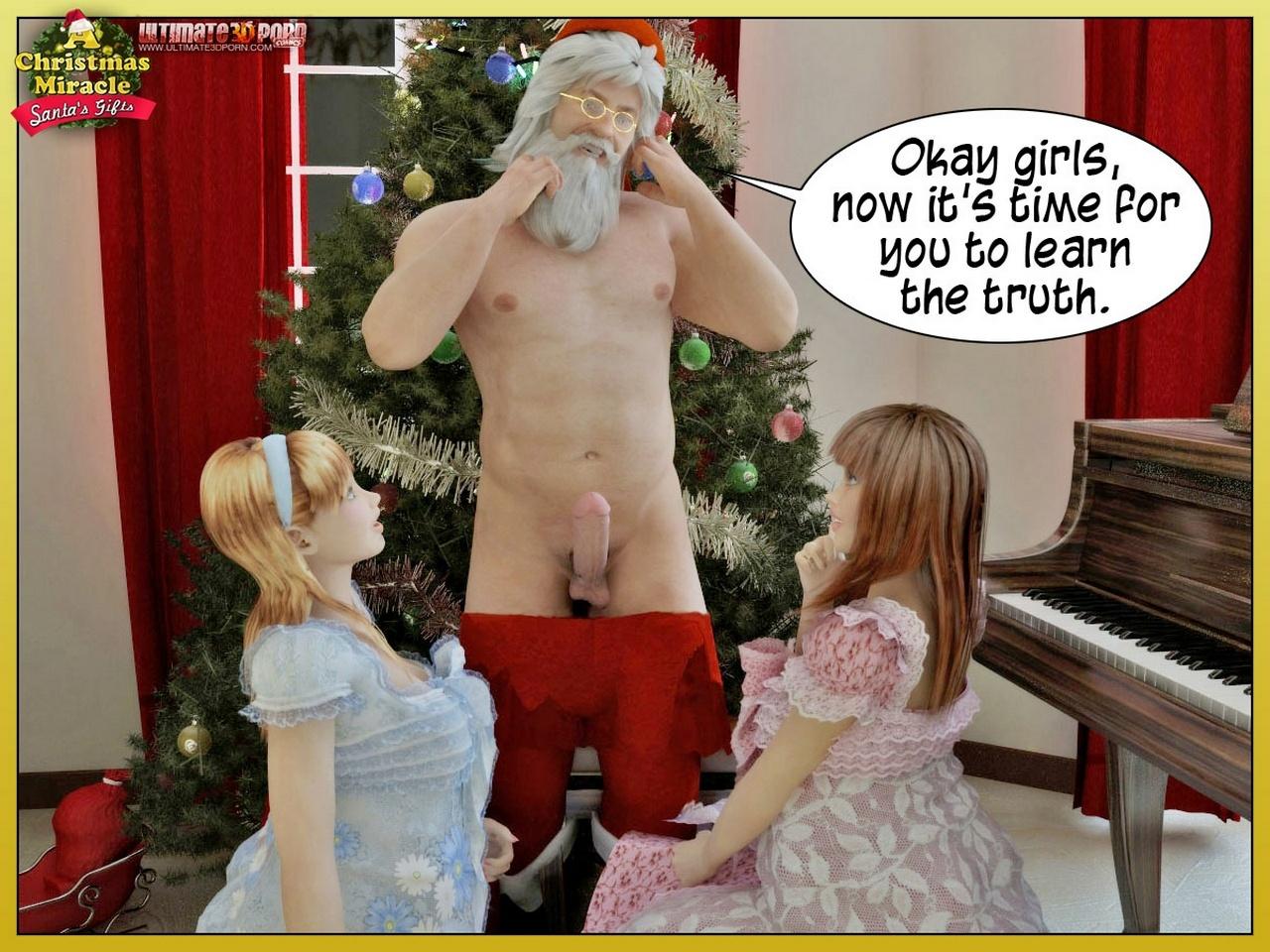 A Christmas Miracle 2 - Santa\'s Gift - part 3
