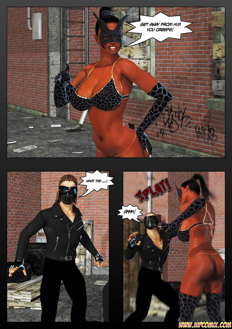 Panther Girl 2