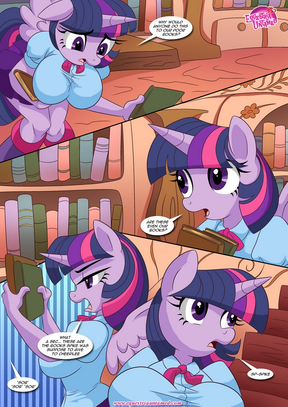 Sex Ed With Miss Twilight Sparkle
