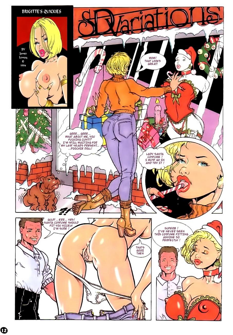 Brigitte\'s Quickies 1