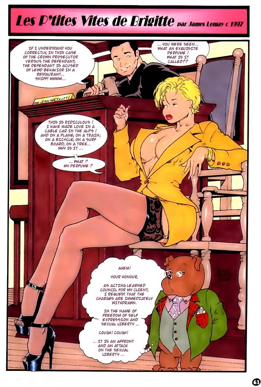 Brigitte\'s Quickies 1 - part 4