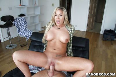 Hardcore blonde whore Olivia Austin getting her cunt and ass licked - part 2