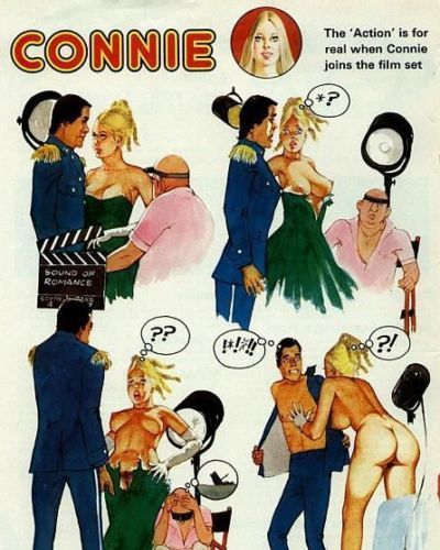 Carrie Carton Girl Strip Complete 1972-1988 - part 11